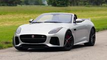 2017 Jaguar F-Type SVR Convertible: İnceleme