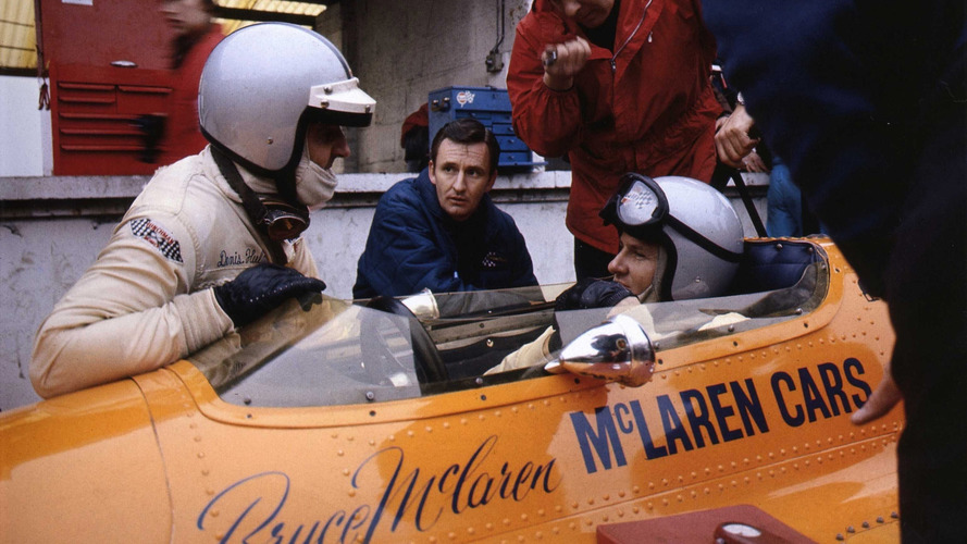 Film to chart life of McLaren F1 team founder