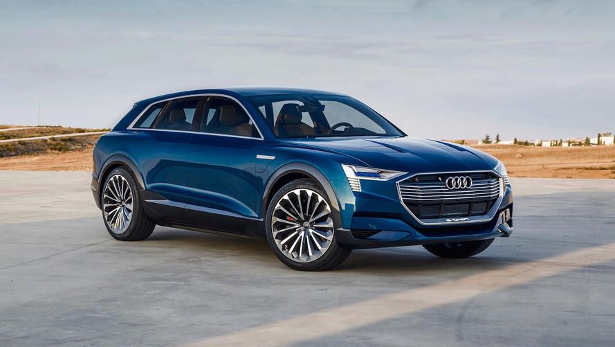 Audi, elektrikli serisini 3 yeni E-Tron modeli ile genişletecek