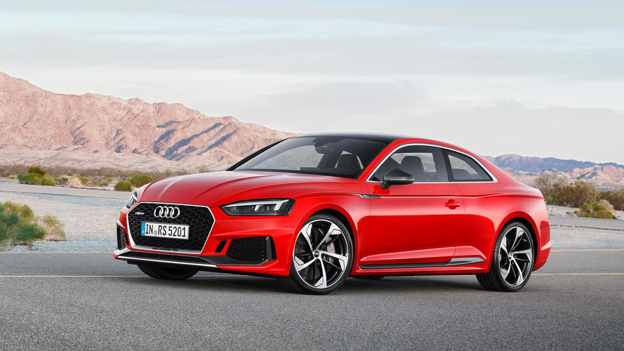 2018 Audi RS 5 Coupe Mega Gallery (175 Photos)