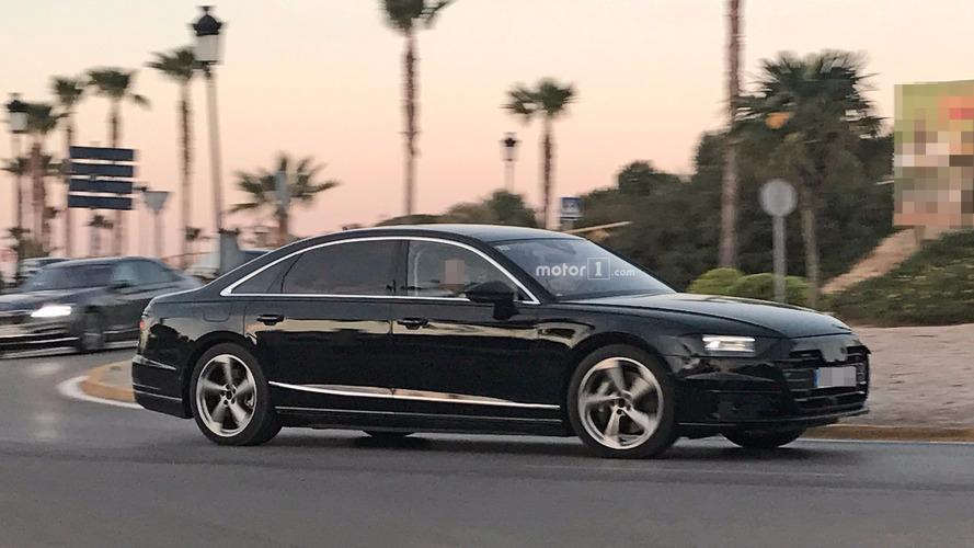 2018 Audi A8 3. Seviye otonom sürüşe sahip olacak