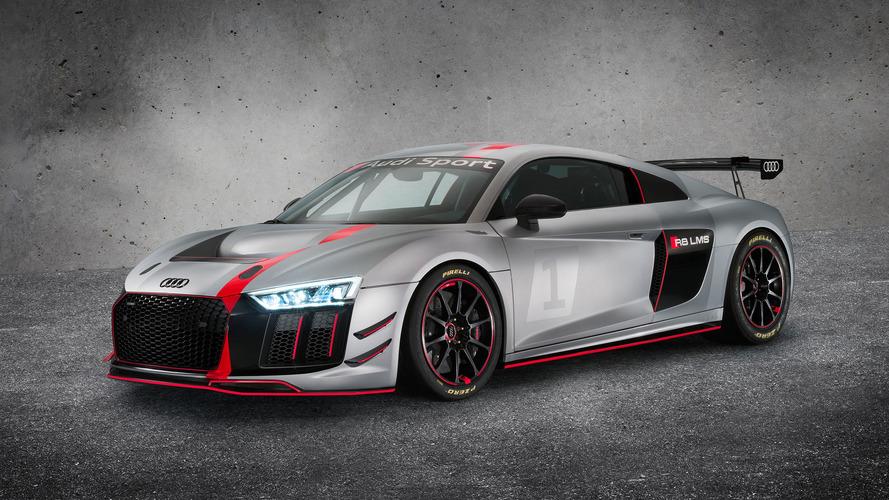 Les tarifs de l'Audi R8 LMS GT4 ont été dévoilés