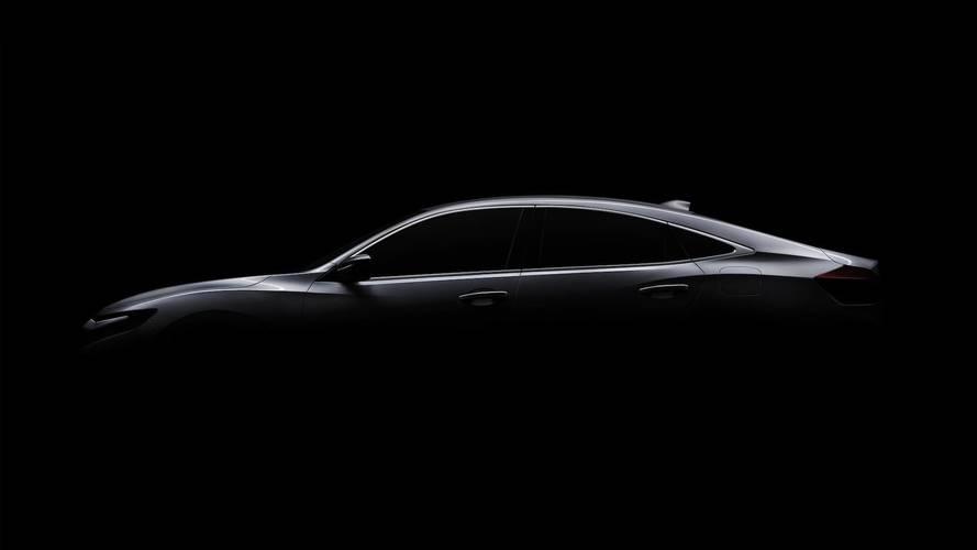 Detroitban debütál az új Honda Insight prototípus
