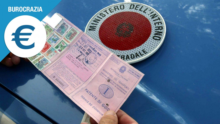 Guida senza patente, cosa succede in caso di controllo della Polizia