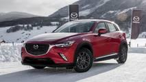 3. 2018 Mazda CX-3 Sport, $22,300