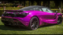 McLaren 720S MSO - Pebble Beach 2017