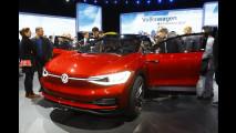 Volkswagen al Salone di Francoforte 2017