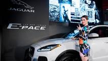 Fiesta Jaguar E-PACE 2018