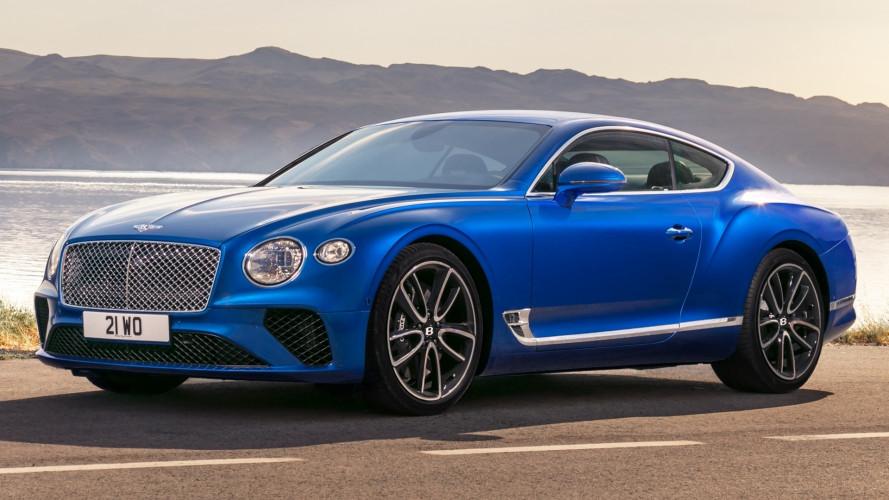Nuova Bentley Continental GT, lusso ad alta velocità [VIDEO]