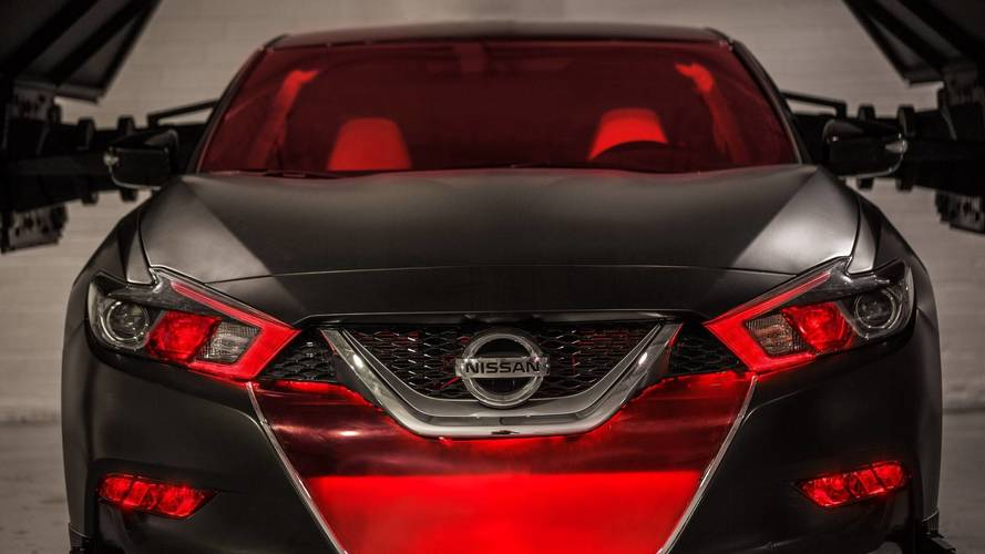 Star Wars-themed Nissans for 2017 Los Angeles Auto Show
