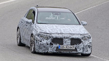 2019 Mercedes-AMG A45 spy photos