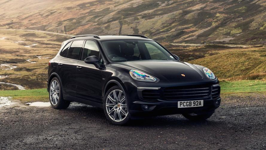 Porsche Could Ditch Diesel Entirely