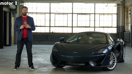 People Freak Out When You Floor It In A McLaren 570GT