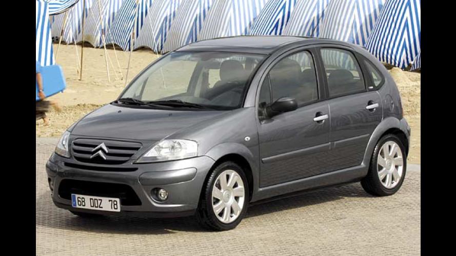 Citroën C3: Geänderte Front und sauberer 110-PS-Diesel