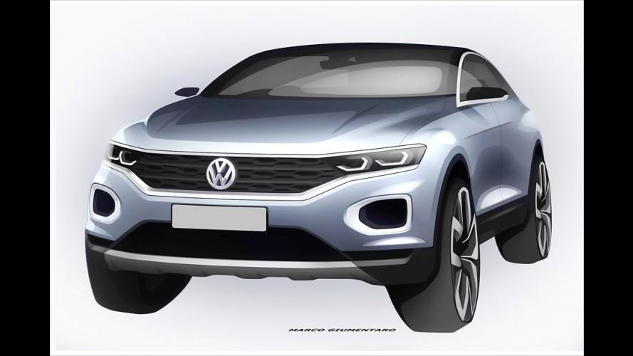 VW T-Roc: Bald kommt das Golf-SUV