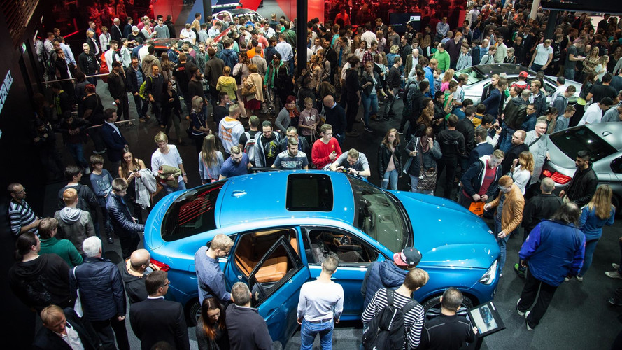 View of the IAA 2017