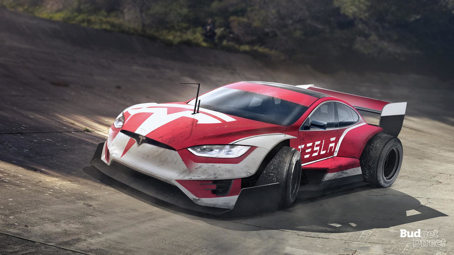 See How Road Cars Would Look If They Raced In F1