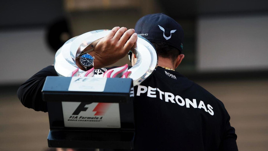 Hamilton reveals he is not Laureus winner