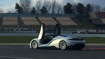 BAIC supercar concept