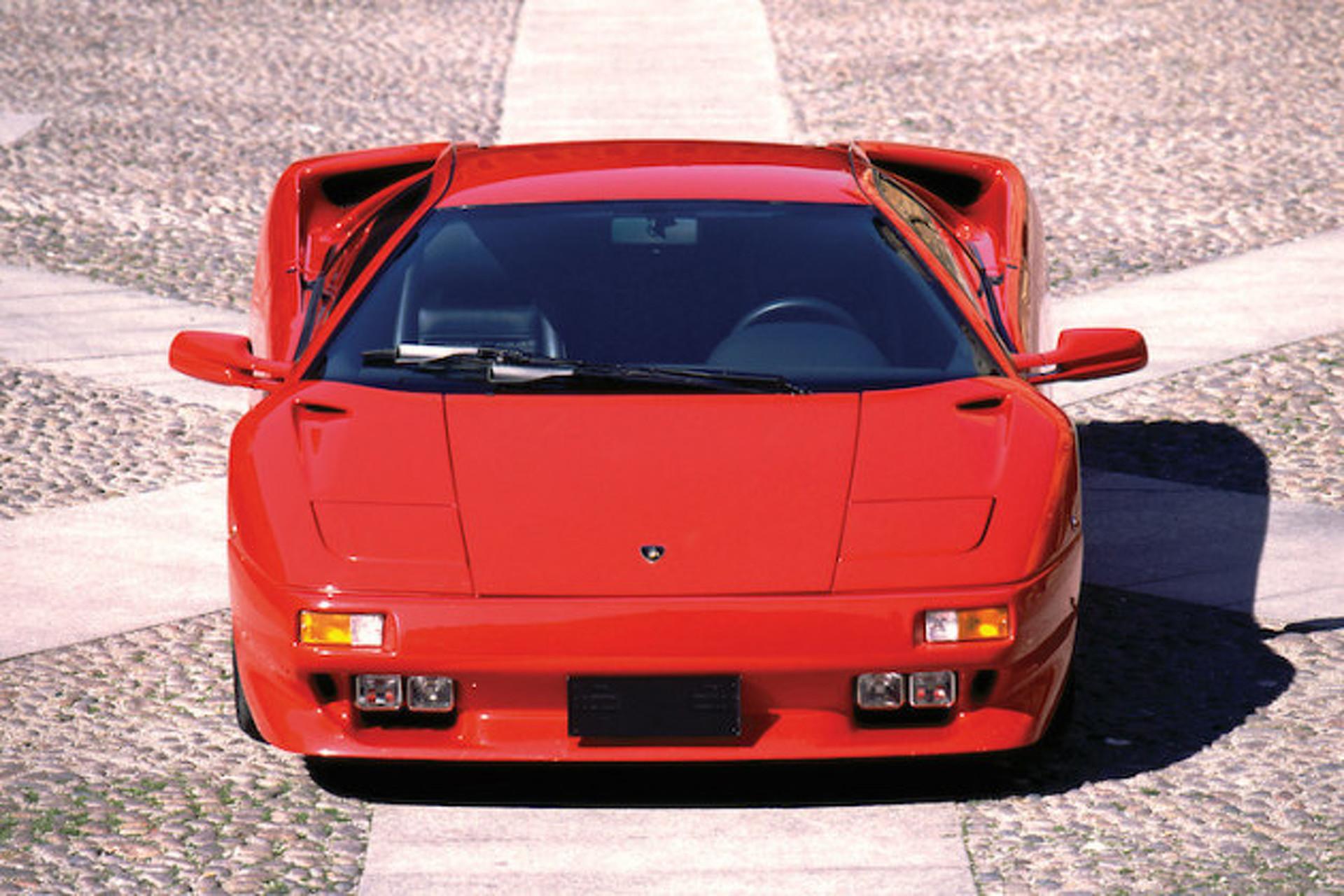 Lamborghini Diablo: Born in Italy, Designed in Detroit