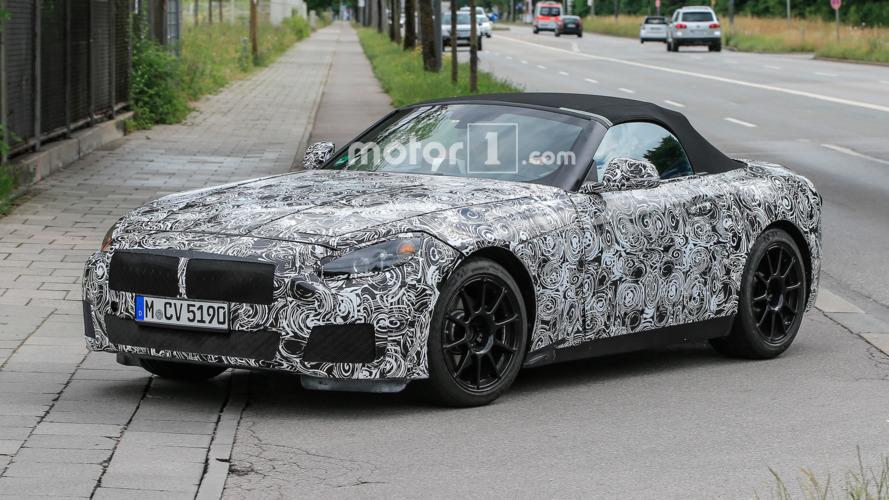 BMW Z5 casus fotoları