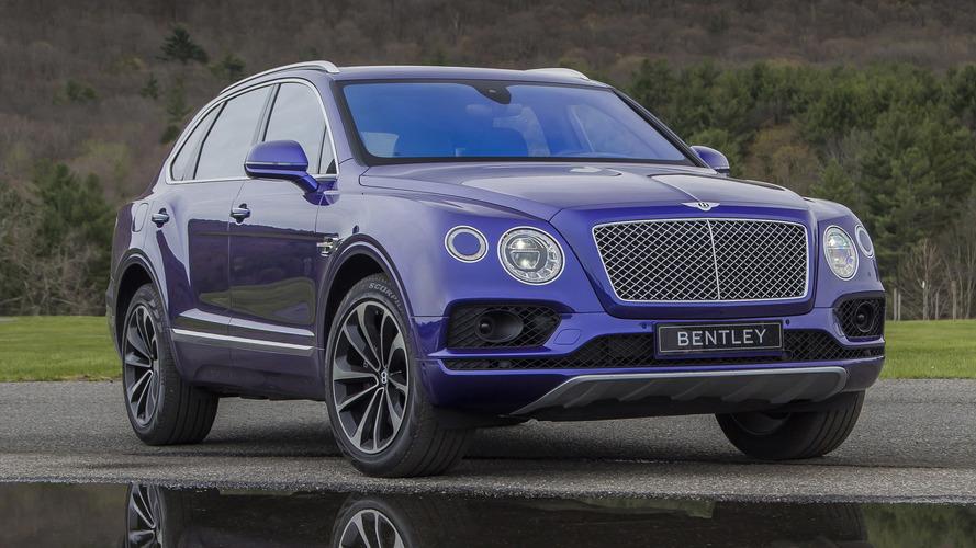 2017 Bentley Bentayga: İlk sürüş