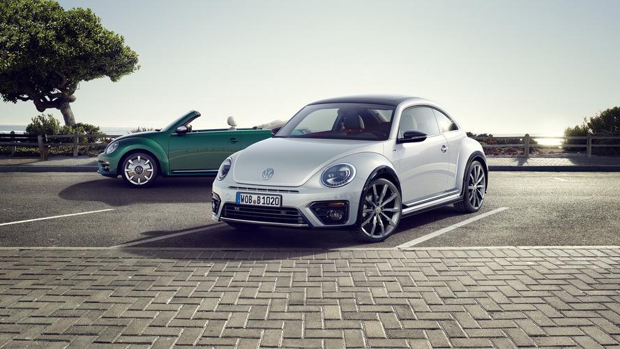 VW Beetle gets nip and tuck in Europe