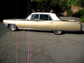 1964 Gold Fleetwood Cadillac Walkaround