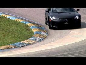 2012 Lexus LFA driving footage