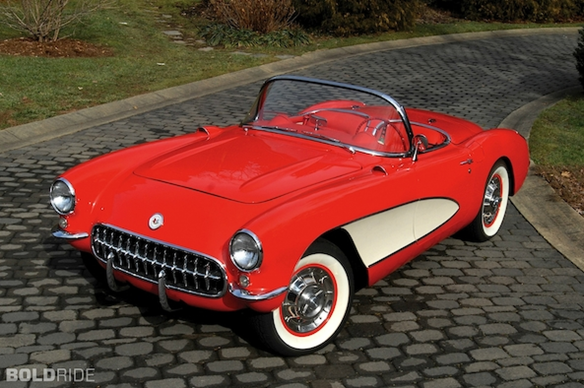 The 1957 Corvette: Chevy's Crowning Achievement