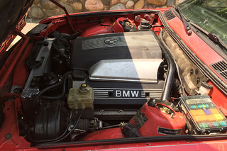 This '91 BMW 318is Finally Has the V8 It Always Wanted
