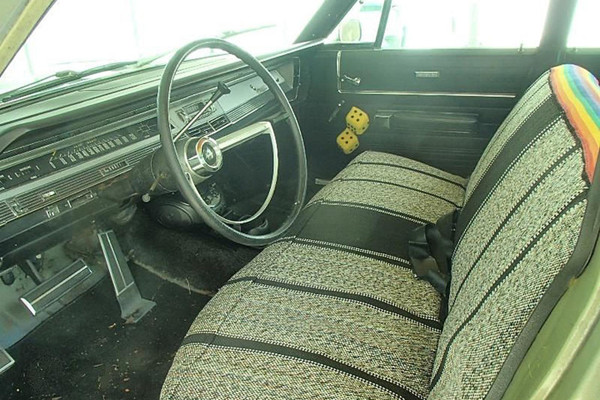 This '68 Chrysler Art Car Gets Plenty of Smiles Per Hour