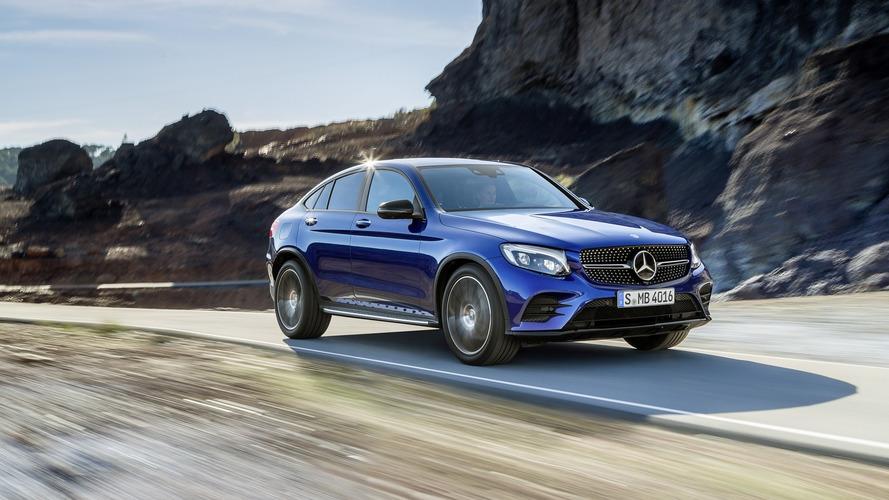 Mercedes, ilk defa bir ayda 200,000'den fazla araç sattı