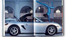 Book of the New Porsche Roadster