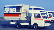 Swift Ambulance Vital Emergency 1975