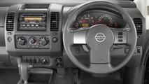 All-New Nissan D40 Navara Dual Cab Interior