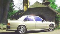 1986 MB 190E 2.3 16V