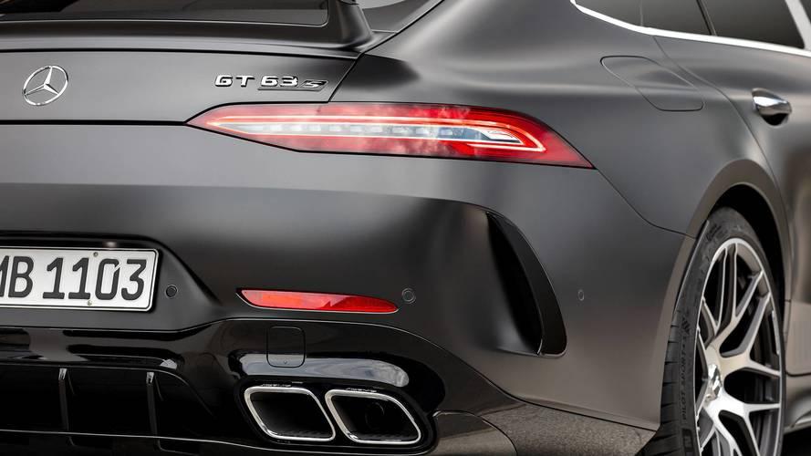 További 30 kiló szorítja földhöz a Mercedes-AMG GT 63 S 4MATIC+ Edition 1 fenekét