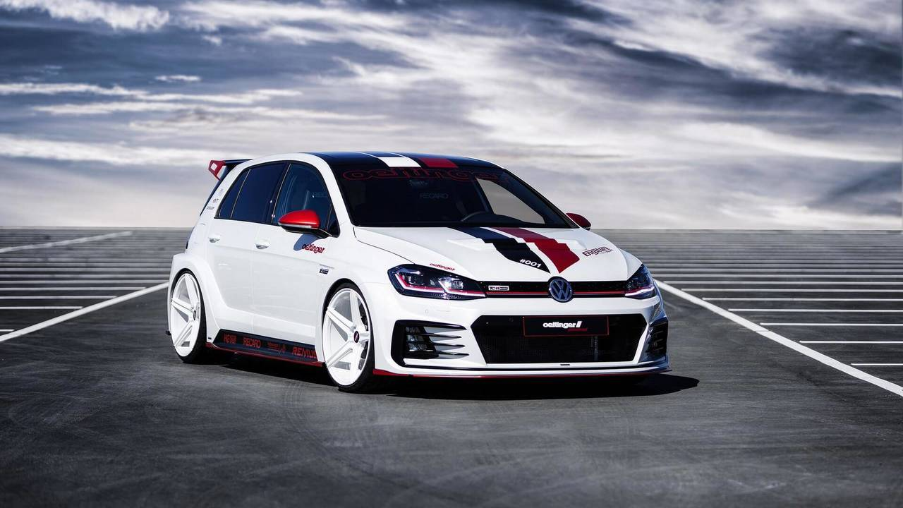 2018 Vw Gti Usa >> VW Golf GTI Oettinger TCR Germany Street | Motor1.com Photos