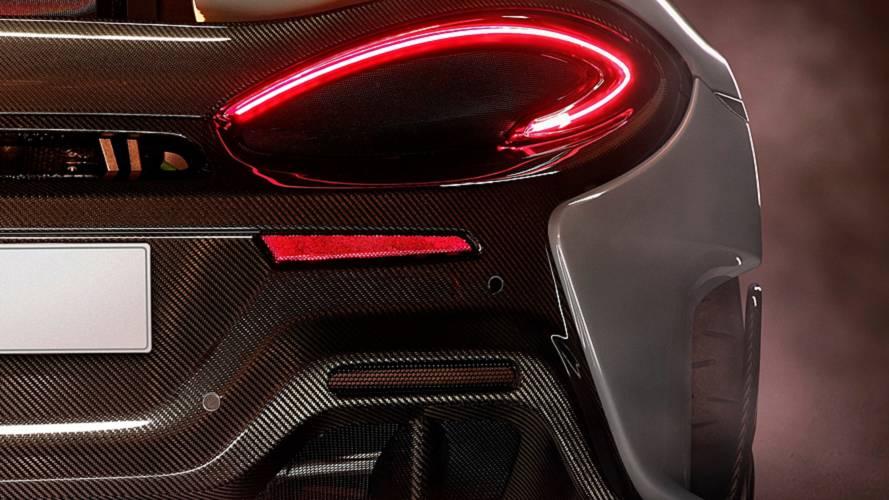 McLaren, i teaser della nuova supercar
