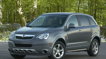 2009 Saturn Vue Green Line 2 Mode Hybrid