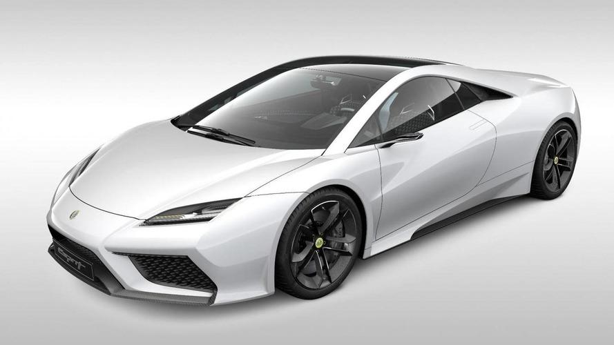 Lotus V8 development for new supercar range - more details emerge