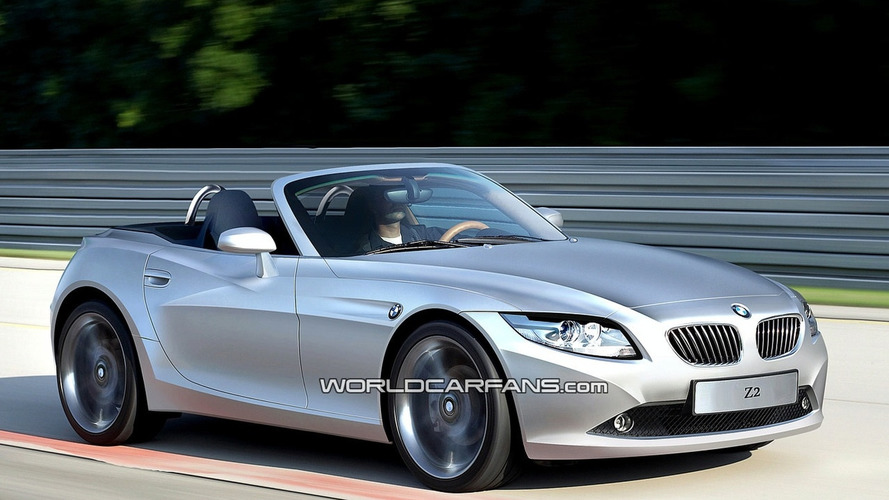 BMW will present new baby roadster concept in Geneva - report