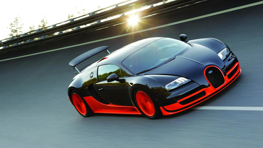 Bugatti Certified program announced, promises to keep Veyrons in pristine condition