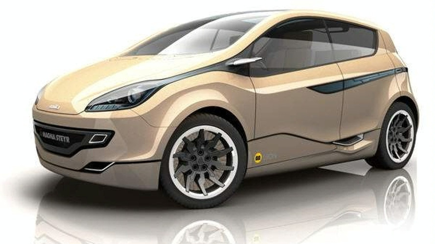 Magna Steyr MILA Flexible EV Concept to Premiere in Geneva