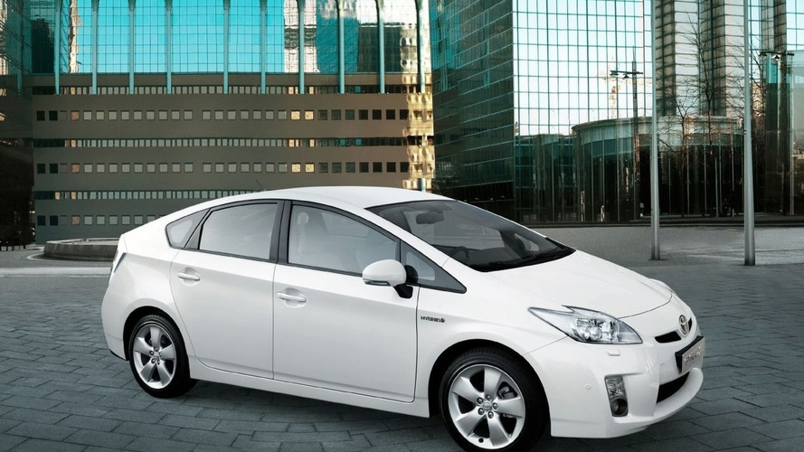 Toyota Prius Making its European Debut in Geneva