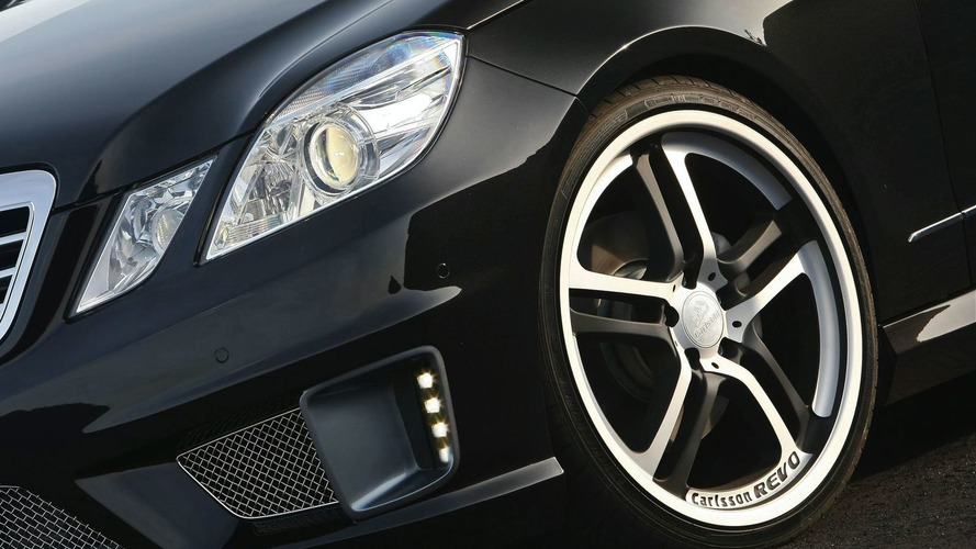 Mercedes-Benz E 63 AMG Boosted to 585 hp with Carlsson E-CK63 RS
