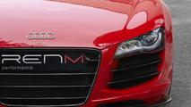 Audi R8 V10 RMS Spyder by RENM 26.04.2011