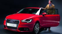 Audi A1 first official photos - 10.02.2010