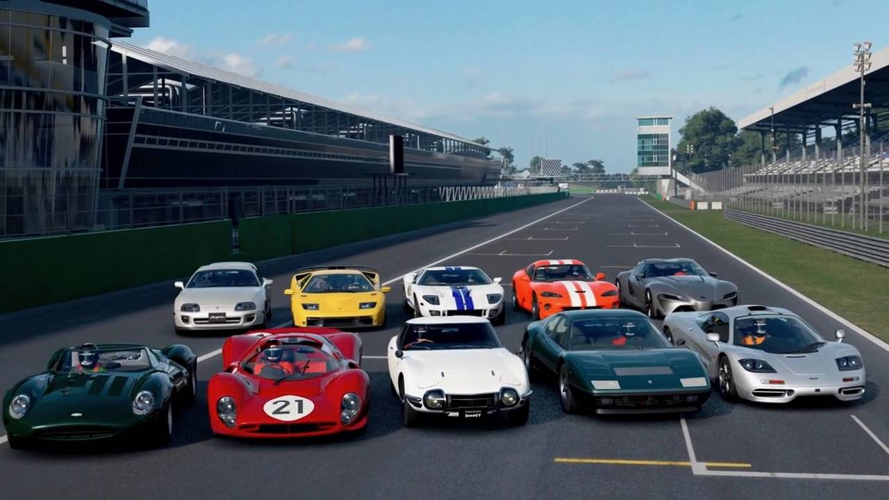 What Car Makers Have Used Gran Turismo